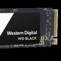 WD Black SSD para gamers: hasta 3400 MB/s con tecnología 3D NAND e interfaz NVMe