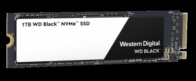 WD Black SSSD para gamers