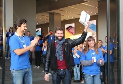 El iPad Air ya está entre nosotros: así hemos vivido su lanzamiento en Barcelona
