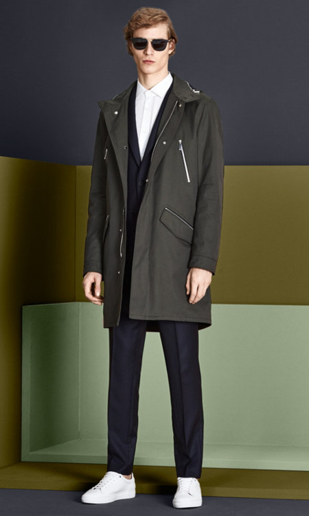 Hugo Boss Fall Winter Otono Invierno 2016
