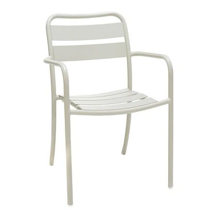 silla aluminio terraza con descuento