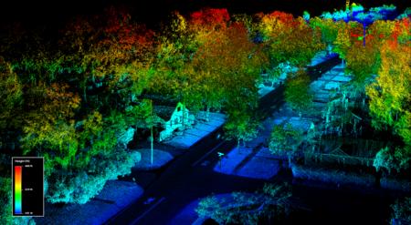 Se usarán rayos láser para trazar la ruta del Tren Maya en México: así funciona la tecnología LIDAR