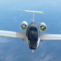 Los aviones eléctricos cruzan por primera vez el Canal de la Mancha