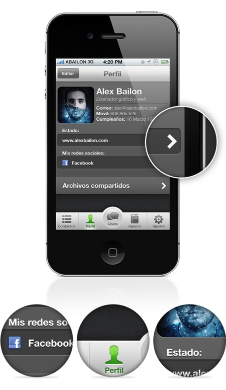 Nuevo Whats App Perfil