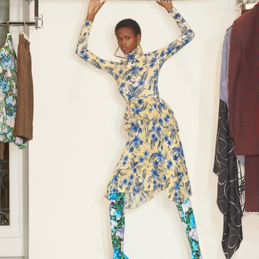 Balenciaga Pre-Fall 2018: una colección que juega a los extremos