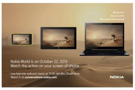 Nokia World 2013, qué esperamos