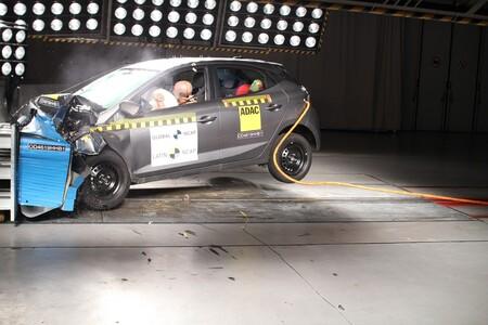 Hyundai Hb20 2020 Obtiene Una Estrella En Latin Ncap 13