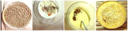 paso a paso tarta de cebolla