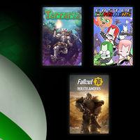 Fallout 76, Terraria y Castle Crashers Remastered están para jugar gratis en Xbox One con Xbox Live Gold