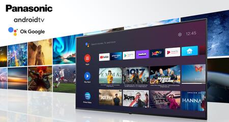Android Tv Panasonic 1