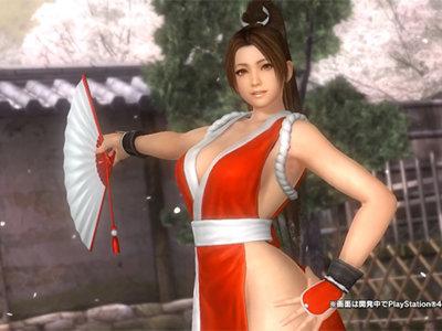 Mai Shiranui también hará su aparición en Dead or Alive 5: Last Round