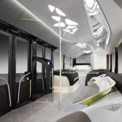 Foto 32 de 36 de la galería mercedes-benz-future-bus en Motorpasión México