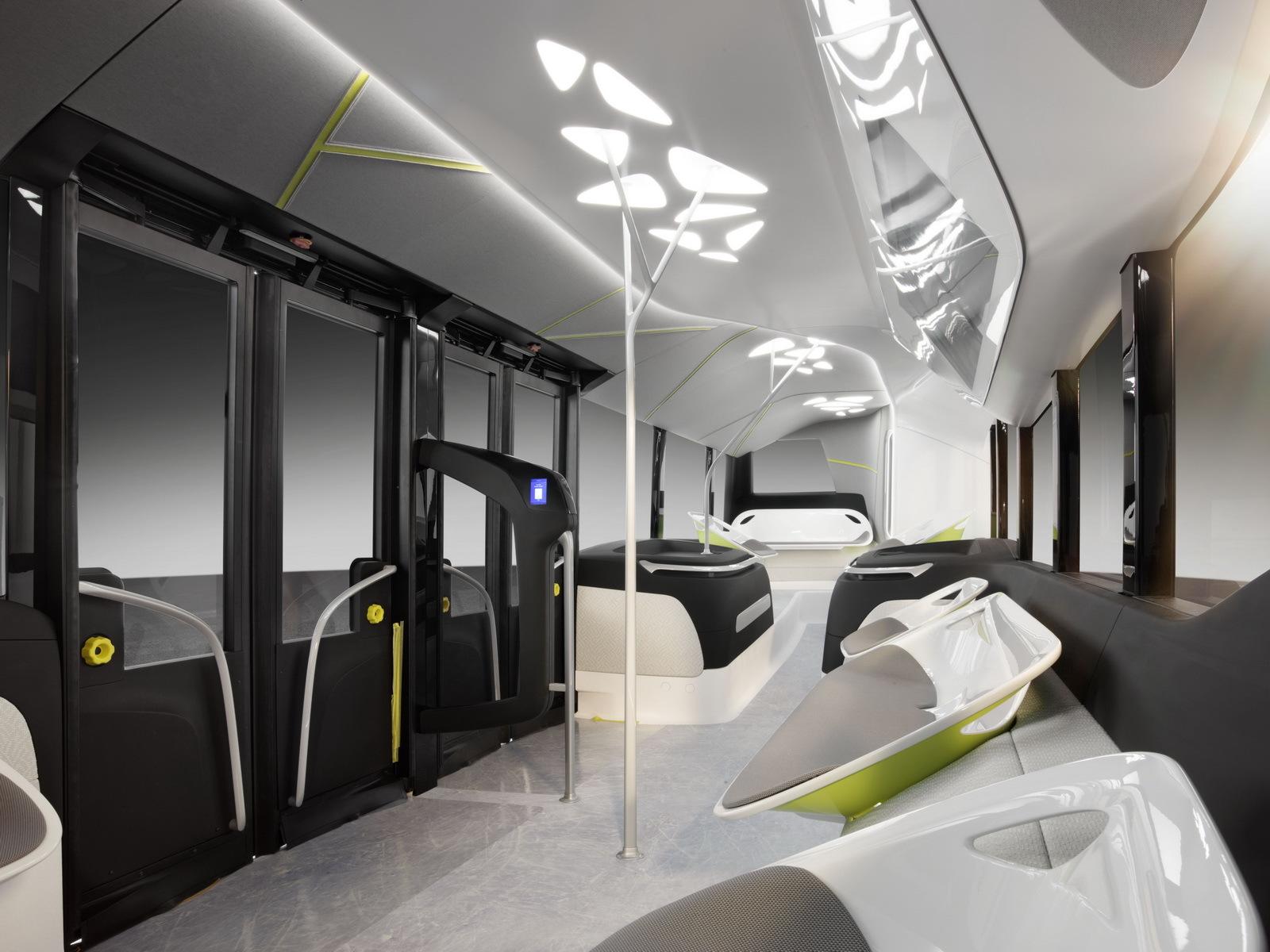 Foto de Mercedes-Benz Future Bus (32/36)