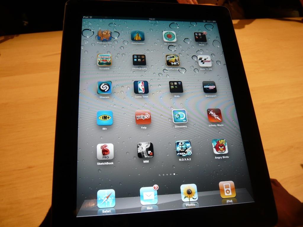 Foto de iPad 2 (12/14)