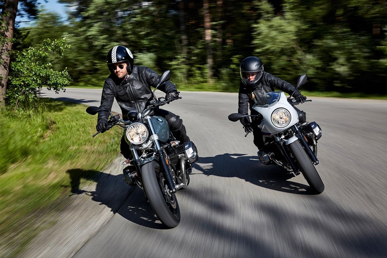 Foto de BMW R NineT Pure y R NineT Racer (5/7)