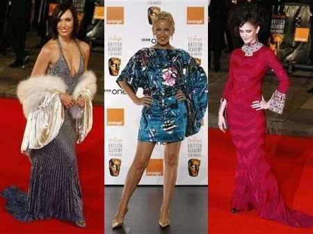 BAFTAS 2007