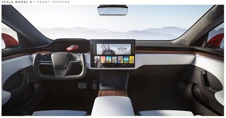 Elon Musk cumple su promesa e incluirá The Witcher 3, entre otros títulos, en el nuevo Model S de Tesla