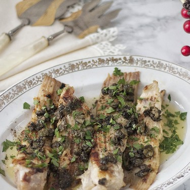 Raya a la mantequilla negra: receta de Navidad para lucirse sin esfuerzo