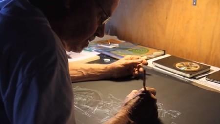 The drawing machine, o el mejor dibujante que he visto en años