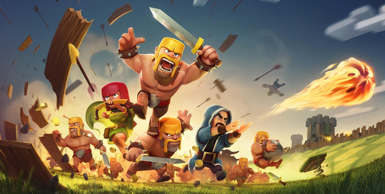 Resultado de imagen de clash of clans