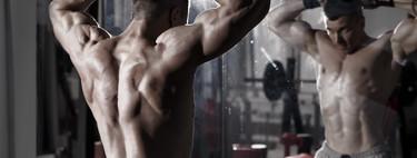 Cómo conseguir una espalda en V en el gimnasio
