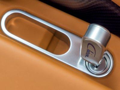 ¿Sabes para qué sirve la segunda llave del Bugatti Chiron?