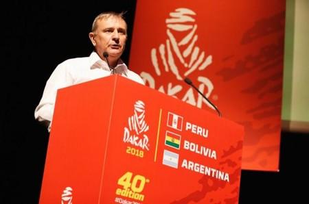 El Dakar visitará Perú, Bolivia y Argentina en 2018
