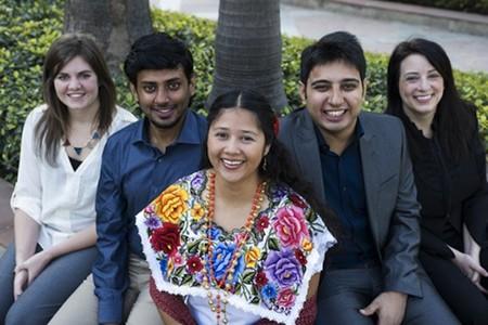 Premios a Rolex a la Iniciativa seleccionan a 5 jóvenes de México, Italia, India y Reino Unido entre 3.512 candidaturas