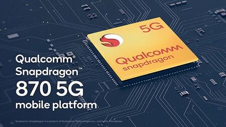 """El Qualcomm Snapdragon 870 es oficial: así es el próximo procesador para la gama alta """"barata"""""""