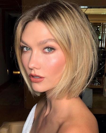 El nuevo bob de Karlie Kloss y el flequillo de Jordan Dunn: dos inspiraciones de las celebrities para cambiar de look este otoño