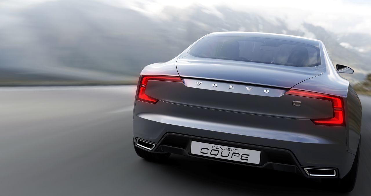 Foto de Volvo Concept Coupé (40/59)
