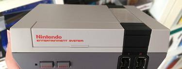 Análisis de la Mini NES: cuando los ocho bits toman el control de nuestra realidad