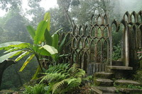 Las Pozas: el jardín más colorido y psicodélico del mundo