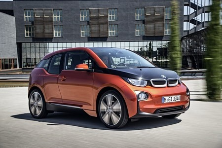Casi el 6% de las ventas de BMW en Estados Unidos corresponden al BMW i3 y al BMW i8