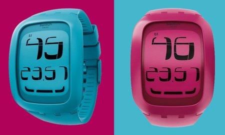 Swatch Touch: el reloj táctil de Swatch