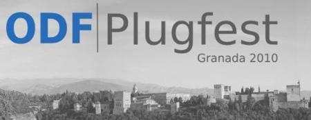El ODF Plugfest se celebrará en Granada