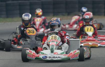 El karting llega a Racingpasión