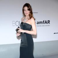 Carla amfar Cannes 2014