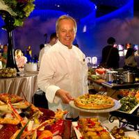 Un menú de lujo para estrellas: todo lo que comerá Hollywood en la gala de los Oscar