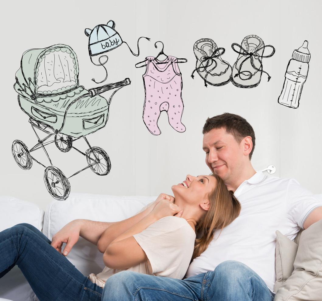 ¡Ya está en camino! Qué comprar para la llegada de tu bebé