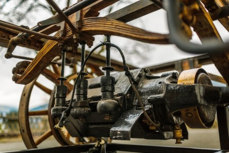 P1 Motor Trasero Porsche