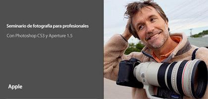 Seminario Apple de Fotografía para Profesionales