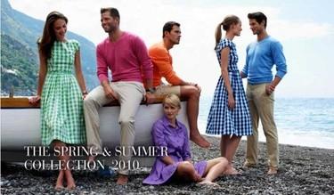 Gant y sus miles de coloridas propuestas para esta Primavera/Verano 2010