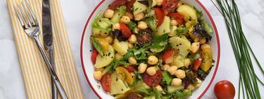 Las legumbres también son para el verano: 33 platos frescos para incorporar a tu dieta