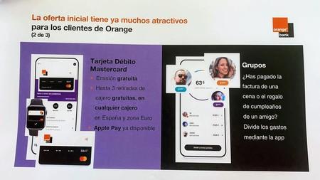 Ventajas de Orange Bank para clientes