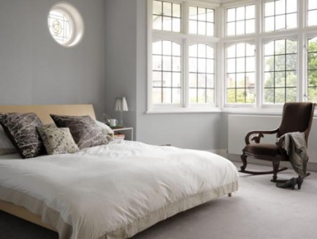 Dormitorios de estilo n rdico for Dormitorio matrimonio nordico
