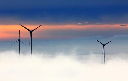 La ironía del calentamiento global es que hará que las centrales eólicas generen más electricidad que nunca