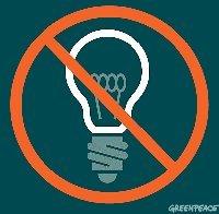 Guerra a las bombillas incandescentes