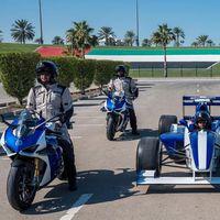 La policía de Abu Dabi mete miedo a los ladrones con los 221 CV de la Ducati Panigale V4 R
