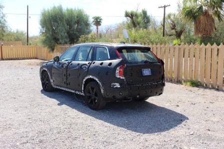 Volvo Xc90 Death Valley